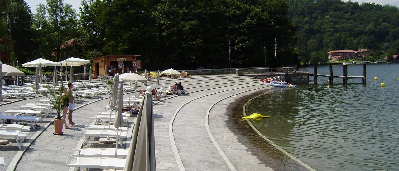 Orta beach – Spiaggia libera e a pagamento
