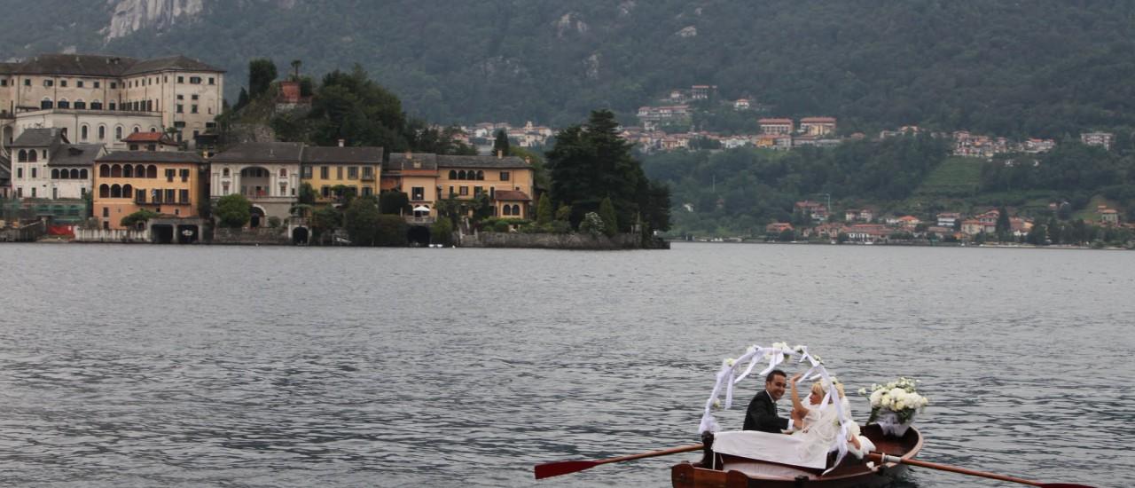 Il luogo piu' romantico per un matrimonio da favola…