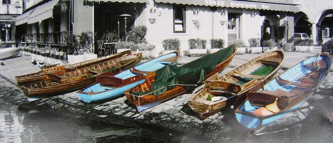 """Un tuffo nel passato…le belle barche in legno del """"Piero"""""""